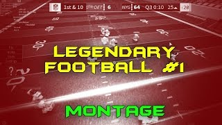 ROBLOX Legendary Football Highlights/Montage #1