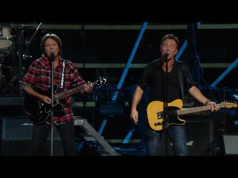 Bruce Springsteen w. John Fogerty - Pretty Woman - Madison Square Garden, NYC - 2009/10/29&30