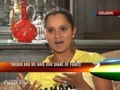 I don't feel married at all: Sania Mirza