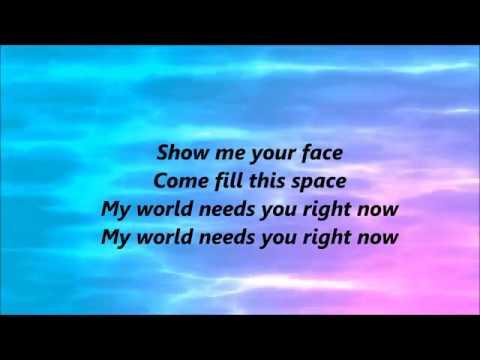 Kirk Franklin - My World Needs You (Lyrics)