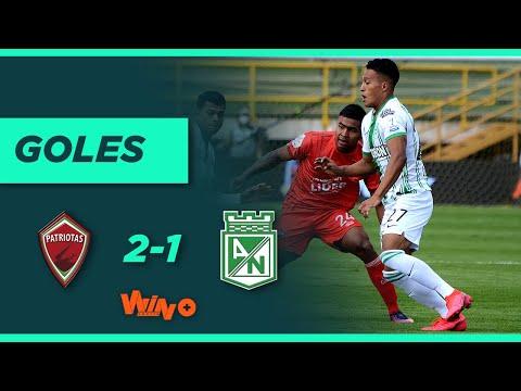 Patriotas vs Nacional (2-1) Liga BetPlay Dimayor 2020 | Fecha 16