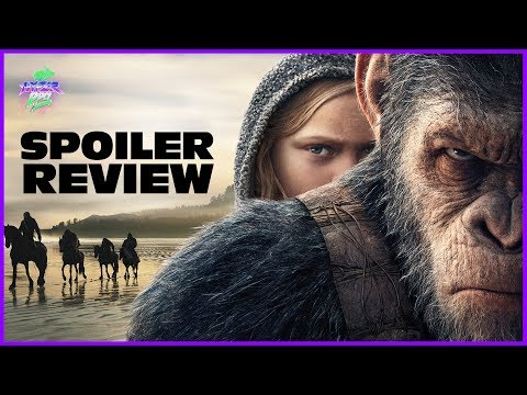 War for the Planet of the Apes - Spoiler Review