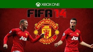 fifa 14 xbox one manchester united career mode s5 ep 6