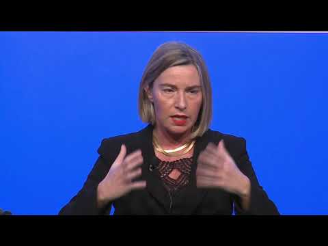 MED 2017 - Dialogue with Federica Mogherini