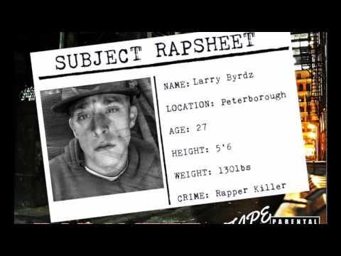 Larry Byrdz - #RapSheet (Intro)