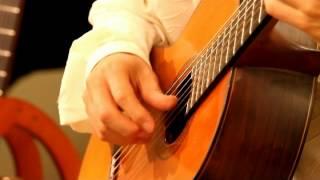 クラシックギター Passacaglia / Roncalli (パッサカリア/ロンカッリ)