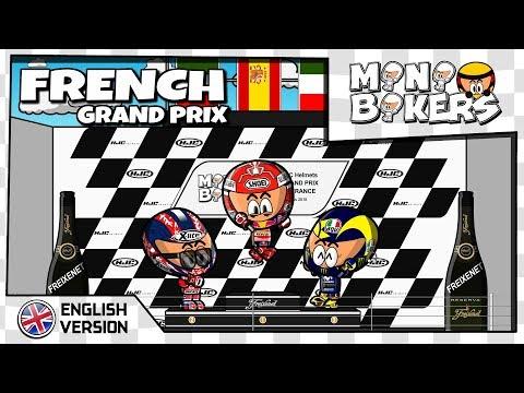 [EN] MiniBikers - 9x05 - 2018 French GP