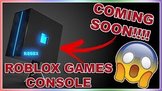ROBLOX MADE A GAME CONSOLE?!