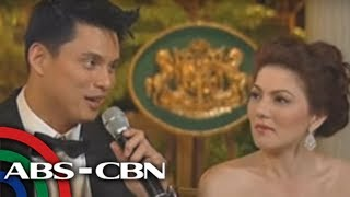 Bandila: How Zoren pulled off surprise wedding for Carmina