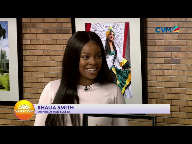 Is Jamaica Really An Independent Country? + Press On Nails | CVM At Sunrise: July 27, 2020 | CVMTV