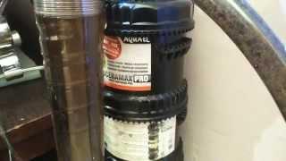 filtr i małe czyszczenie Multikani 800 Wady/Zalety