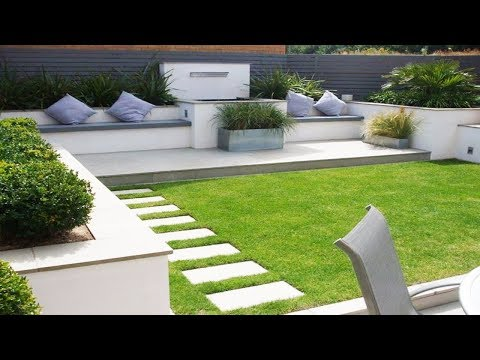 Desain Taman Anggrek Minimalis  50 desain taman minimalis di lahan sempit inspirasi desain