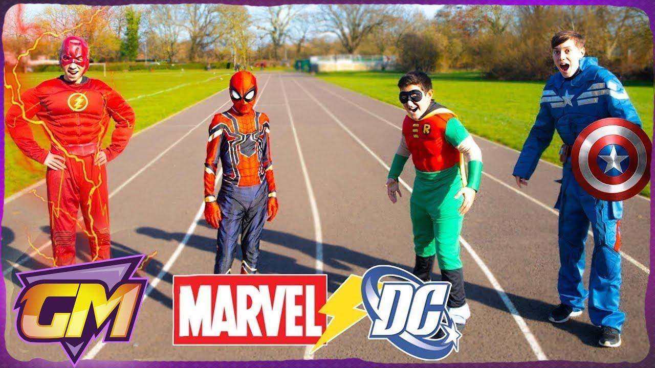 7 Karakter Superhero Paling Underrated, Harus Dibikin Filmnya!