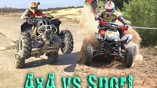 Utility vs Sport ATV - We ride the best