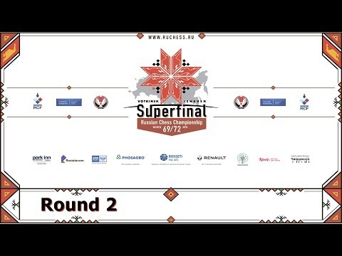 Russian Superfinals: Leaders on plus one | ChessBase