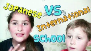 Public vs International Schools in Japan