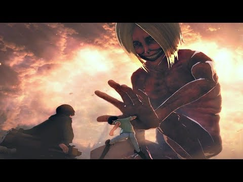 ATTACK ON TITAN 2 - Eren Secret Power Unleashed (PS4 Pro)