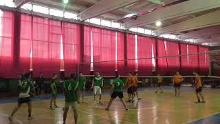 Фінальна частина Шкільної ліги з волейболу Закарпаття(старша вікова група фінал)