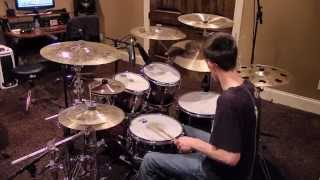 """Dead-End Road"" by Damned Empire (Drum Playthrough)"