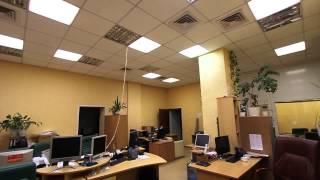 Аварийный светильник - более 5 часов работы от аккумулятора!(Светильник предназначен для установки в потолки типа «армстронг» или гипсокартонные потолки врезным спос..., 2014-12-23T16:03:02.000Z)