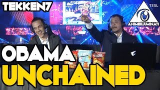 [#Tekken7] OBAMA UNCHAINED - FGC Commentary Hype Reel