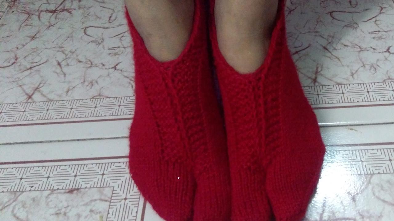 Ladies Socks Knitting Sock Knitting Youtube