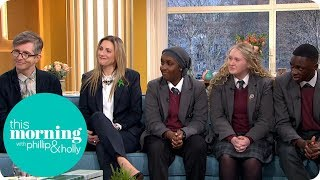 The School Using Music to Move on From Grenfell | This Morning