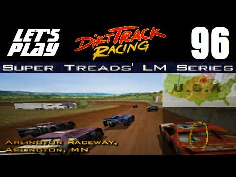 Let's Play Dirt Track Racing - Part 96 - Y9R4 - Arlington Raceway