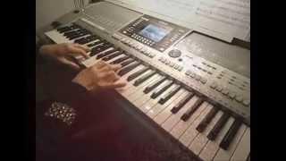 ABBA  PIANO - HAPPY NEW YEAR (Lyrics on screen)