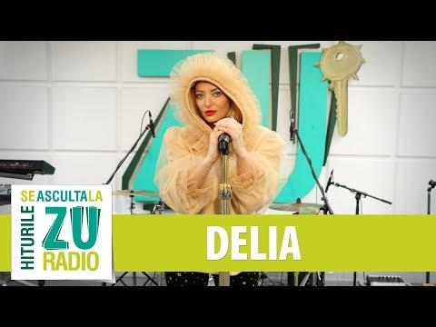 Delia - Fata lu' tata (Live la Radio ZU)