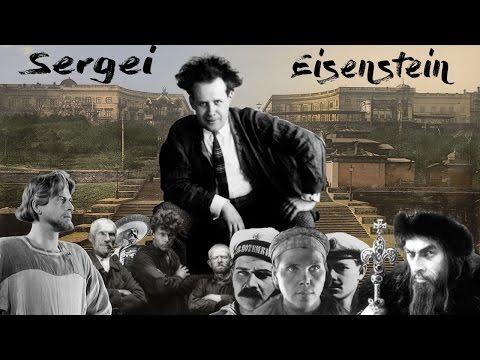 Sergei M. Eisenstein - Resumen vida y obra 🎥🎬