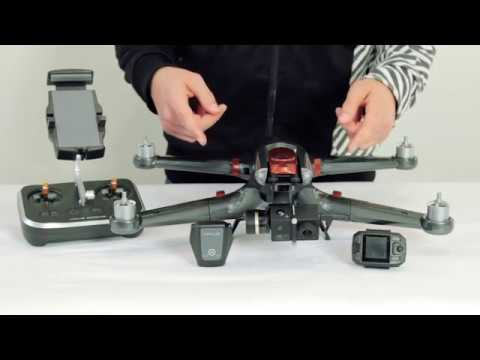 Halo Drone Tutorial #1 - Binding Your Devices