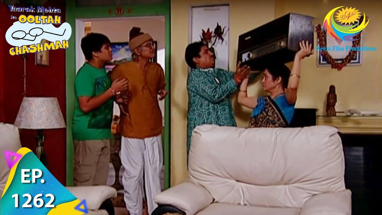 Download Taarak Mehta Ka Ooltah Chashmah - Episode 1262 - Full Episode