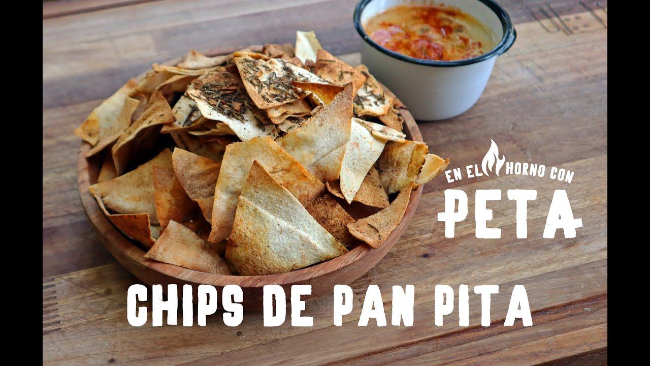 Chips de Pan Arabe