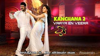 Vaaya En Veera | Kanchana 2 | Raghava Lewrence, Tapsee Pannu | Ft. Shakthi Sri Gopalan