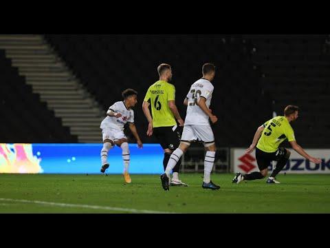 Milton Keynes Northampton Goals And Highlights