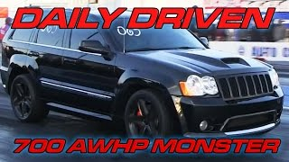 700 AWHP Jeep SRT8 at The Red List Group