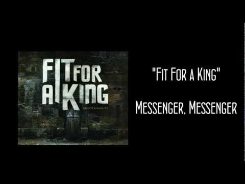 Клип Fit For a King - Messenger, Messenger
