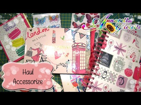 SALDI Accessorize - Notes, Sticky notes, stickers.....