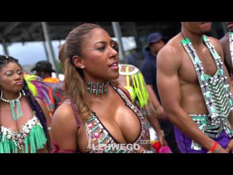 Trinidad Carnival 2017 with Tribe