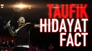 Taufik Hidayat Facts - Mr. Backhand will be retiring after Djarum Indonesia Open 2013 [Tribute]