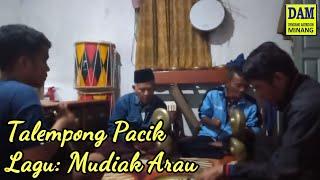 Talempong Pacik _ Lagu Mudiak Arau, Talempong Pacik Rang Lampasi