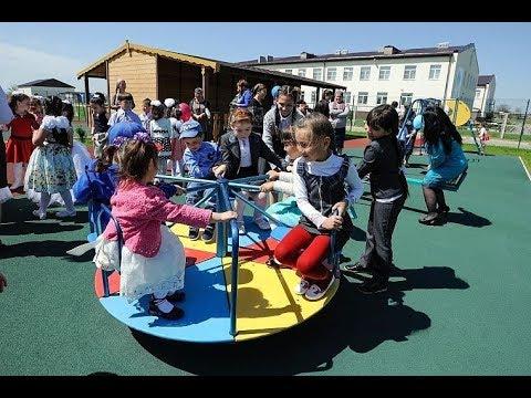 Детсад появится в новом микрорайоне Ставрополя