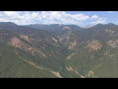 4K Drone Footage of Colorado Springs