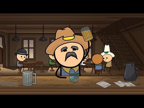 The Cowboy Funeral - Cyanide & Happiness Shorts