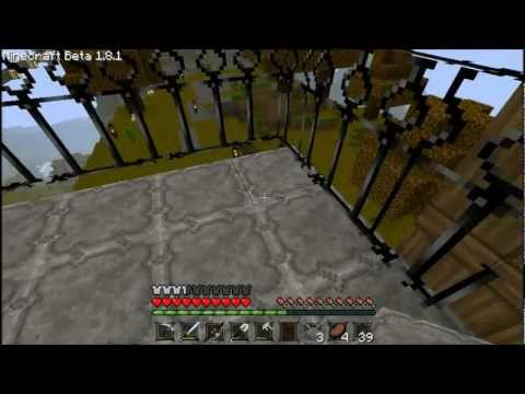 Minecraft - Hills of Moo - Ep 12 - Home Sweet Home