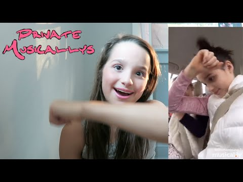 Annie Reacts to Her Private Musical.lys | Acroanna