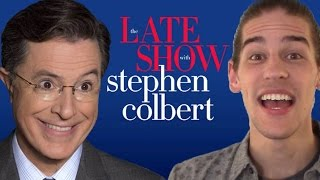 The Late Show with Stephen Colbert Theme Song (Stay Human - Humanism): Trombones & Jam