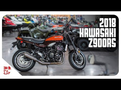 2018 Kawasaki Z900RS  | First Ride