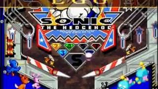 Sonic Pinball Party (GBA) - Arcade Longplay